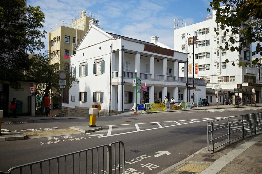 Old Stanley Police Station.