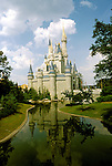 Florida: Orlando, Disney's Magic Kingdom, Cinderella's Castle. Photo: orland103.Photo copyright Lee Foster, www.fostertravel.com , 510/549-2202, lee@fostertravel.com