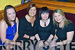 6280-6285.Having a great New Year's Eve in McElligot's Bar, Ardfert were l/r Anne O'Mahony, Therese Carroll, Mags O'Mahony and Miriam O'Hara.