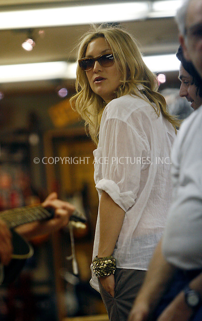 WWW.ACEPIXS.COM . . . . .  ....April 30 2010, New York City....Actress Kate Hudson took her son Ryder for a walk to a park in Greenwich Village and then bought him a guitar in a music store before reurning home on April 30 2010 in New York City....Please byline: NANCY RIVERA- ACEPIXS.COM.... *** ***..Ace Pictures, Inc:  ..Tel: 646 769 0430..e-mail: info@acepixs.com..web: http://www.acepixs.com