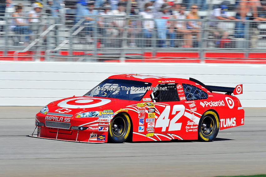 Mar 08, 2009; 1:27:48 PM; Hampton, GA, USA; NASCAR Sprint Cup Series race for the Kobalt Tools 500 at the Atlanta Motor Speedway.  Mandatory Credit: (thesportswire.net)