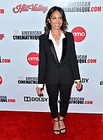LOS ANGELES, USA. November 09, 2019: Susanna Hoffs at the American Cinematheque Award Gala honoring Charlize Theron at the Beverly Hilton.<br /> Picture: Paul Smith/Featureflash