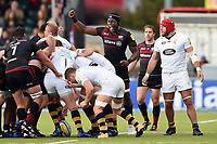 Aviva Premiership match, between Saracens and Wasps on October 8, 2017 at Allianz Park in London, England. Photo by: Patrick Khachfe / JMP