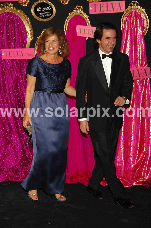 **ALL ROUND PICTURES FROM SOLARPIX.COM**.**SYNDICATION RIGHTS FOR UK, CANADA, USA, SOUTH AFRICA, SOUTH AMERICA, DUBAI, AUSTRALIA, NEW ZEALAND, GREECE, ASIA & RUSSIA**.20-10-08 Once again, Princess Cristina, presided at Palace Hotel, in Madrid, Telva Awards 2008. This year Telva Award Special of profesional course was for Oscar de la Renta, Best Spanish Designer, David Delfin and Best International Designer Estefano Pilati...JOB REF: 7649      SPA     DATE:20.10.08.**MUST CREDIT SOLARPIX.COM OR DOUBLE FEE WILL BE CHARGED* *UNDER NO CIRCUMSTANCES IS THIS IMAGE TO BE REPRODUCED FOR ANY ONLINE EDITION WITHOUT PRIOR PERMISSION*