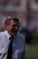 04 September 2004:  Joe Paterno..Penn State defeated Akron 48-10 during their season opener 9-4-04 at Beaver Stadium in State College, PA...