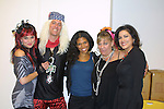 Guiding Light's Mandy Bruno & Robert Bogue & Karla Mosley & Kim Zimmer & Saundra Santiago at the 9th Annual Rock Show for Charity to benefit the American Red Cross of Greater New York on October 9, 2010 at the American Red Cross Headquarters, New York City, New York. (Photos by Sue Coflin/Max Photos)