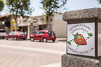 Downtown Main Street Garden Grove CA