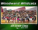2013-2014 WMS 8th Grade Class