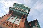 Rowley House Museum, West Fourth Street, Millionaires Row, Victorian Residence