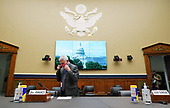 Dr. Anthony Fauci, Director, National Institute for Allergy and Infectious Diseases, National Institutes of Health, arrives for a House Committee on Energy and Commerce hearing on the Trump Administration's Response to the COVID-19 Pandemic, on Capitol Hill in Washington, DC on Tuesday, June 23, 2020. <br /> Credit: Kevin Dietsch / Pool via CNP