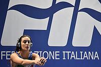Chiara Tabani of Italy <br /> Firenze 19-11-2019 Piscina Nannini <br /> water polo Women's World League <br /> Italy ITA - Nederland NED <br /> Photo Andrea Staccioli/Deepbluemedia/Insidefoto