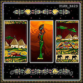 Kris, ETHNIC, paintings+++++,PLKKE429,#ethnic# Africa