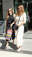 NEW YORK, NY - August 09: Jessica Alba heading to #BlogHer18 Creators Summit in New York City on August 09, 2018.<br /> CAP/MPI/RW<br /> &copy;RW/MPI/Capital Pictures