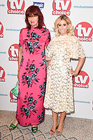 Janet Street Porter &amp; Stacey Solomon at the TV Choice Awards 2017 at The Dorchester Hotel, London, UK. <br /> 04 September  2017<br /> Picture: Steve Vas/Featureflash/SilverHub 0208 004 5359 sales@silverhubmedia.com