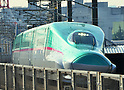 New Hayabusa Bullet Train