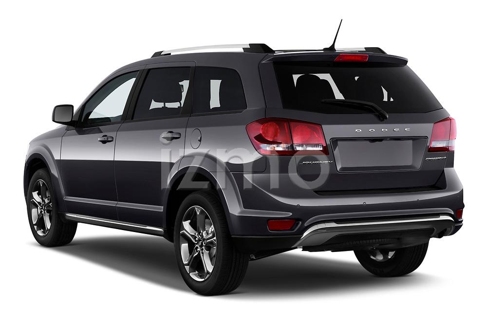 2018 Dodge Journey Crossroad FWD 5 Door SUV angular rear