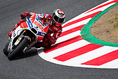June 9th 2017, Circuit de Catalunya, Barcelona, Spain; Catalunya MotoGP; Friday Practice Session; Jorge Lorenzo of Ducati Team rides during free practice