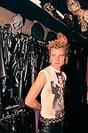 Vivienne Westwood boutique Boy in the Kings Road Chelsea 1980s 80s UK