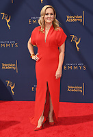 09 September 2018 - Los Angeles, California - Samantha Bee. 2018 Creative Arts Emmy Awards - Arrivals held at Microsoft Theater. <br /> CAP/ADM/BT<br /> &copy;BT/ADM/Capital Pictures