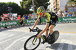Mitchelton-Scott recon Stage 1 of La Vuelta 2019, a team time trial running 13.4km from Salinas de Torrevieja to Torrevieja, Spain. 24th August 2019.<br /> Picture: Eoin Clarke | Cyclefile<br /> <br /> All photos usage must carry mandatory copyright credit (© Cyclefile | Eoin Clarke)