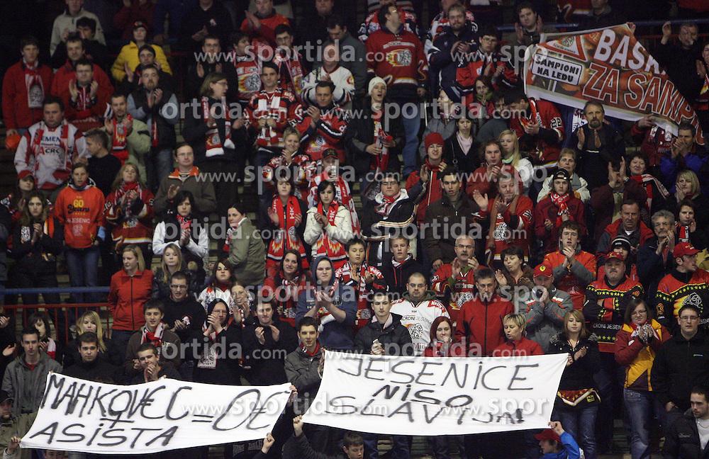 DP: Acroni Jesenice vs Tilia Olimpija | SPORTIDA Photo Agency