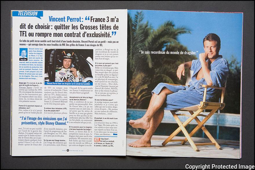 Presse<br /> Entrevue