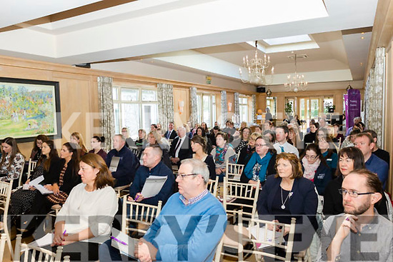 The large attendance pictured at the HR suite seminar held in the Pavillion, Ballygarry house hotel, Tralee last Wednesday morning, March 3.