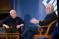 LIVE from the NYPL: Wallace Shawn | Noam Chomsky
