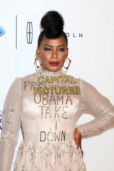 LOS ANGELES - MAY 24:  Aunjanue Ellis at the 41st Annual Gracie Awards Gala at Beverly Wilshire Hotel on May 24, 2016 in Beverly Hills, CA. <br /> CAP/MPI/DE<br /> &copy;DE/MPI/Capital Pictures