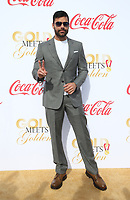 06 January 2018 - West Hollywood, California - Ricky Martin. 5th Anniversary &ldquo;Gold Meets Golden&rdquo; event held at The House on Sunset. 2018 Gold Meet Golden is a Hollywood Send-Off to the athletes competing in the upcoming PyeongChang Winter Games, with a special focus on Empowering Women in Hollywood &amp; Sport. <br /> CAP/ADM/FS<br /> &copy;FS/ADM/Capital Pictures