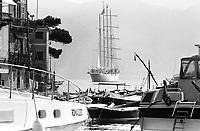 - Turisti a Portofino (Liguria), luglio 1993<br /> <br /> - Tourists in Portofino (Liguria), July 1993