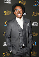 29 October 2017 - Los Angeles, California - Allen Maldonado. 2nd Annual Golden Screen Awards Hosted By U.S. China Film And TV Industry Expo held at The NOVO at LA Live. Photo Credit: F. Sadou/AdMedia