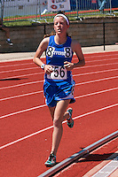 Jefferson (Festus) freshman Jordan Heacock runs to a fourth-place finish in the Class 2 3200-meters in 12:29.18 at the Missouri Class 1 and 2 State Track and Field Championships in Jefferson City, Saturday, May 21.