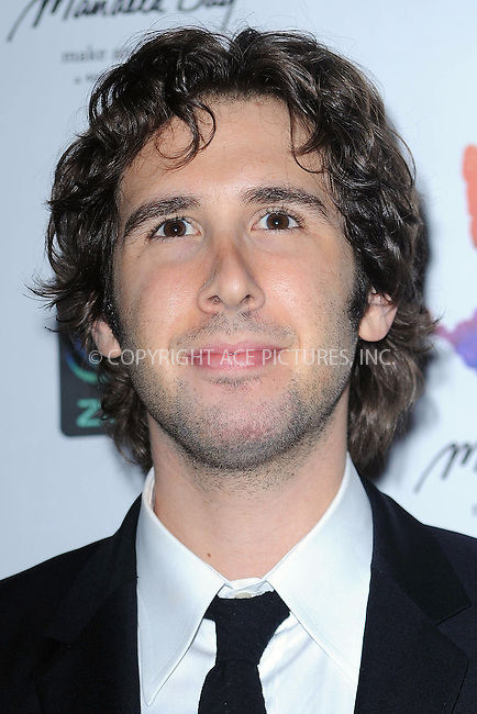 WWW.ACEPIXS.COM . . . . . ....July 15 2009, New York City....Actor Josh Groban at the Mandela Day Gala Dinner hosted by 46664 and the Nelson Mandela Foundation at Grand Central Terminal on July 15, 2009 in New York City.....Please byline: KRISTIN CALLAHAN - ACEPIXS.COM.. . . . . . ..Ace Pictures, Inc:  ..tel: (212) 243 8787 or (646) 769 0430..e-mail: info@acepixs.com..web: http://www.acepixs.com
