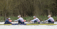Caversham. Berkshire. UK<br /> GBR W8+ left to right. Cox, Zoe de TOLEDO, Olivia CARNERGIE-BROWN, Jessica EDDIE and Polly SWANN.<br /> 2016 GBRowing European Team Announcement,  <br /> <br /> Wednesday  06/04/2016 <br /> <br /> [Mandatory Credit; Peter SPURRIER/Intersport-images]