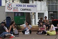 CAMPINAS, SP, 10.08.2019: MAMAÇO-SP - Mamaço é realizado no Centro de Convivencia na manhã deste sábado (10). (Foto: Luciano Claudino/Código19)