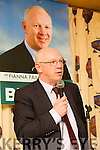 At the launched of John Brassil's campaign for Fianna Fáil TD at a meeting of Members at the White Sands Hotel in Basllyheigue on Thursday  Crll John Brassil