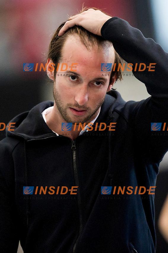 Fabien Gilot France FRA<br /> 41 Trofeo Nico Sapio Fin<br /> Genova, Piscina La Sciorba 02/11/2014<br /> Photo Andrea Masini/Insidefoto