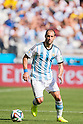 Pablo Zabaleta (ARG), JUNE 21, 2014 - Football / Soccer : FIFA World Cup Brazil 2014 Group F match between Argentina 1-0 Iran at Estadio Mineirao in Belo Horizonte, Brazil. (Photo by Maurizio Borsari/AFLO)