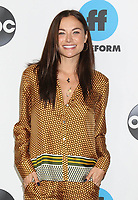 LOS ANGELES - FEB 5:  Christina Ochoa at the Disney ABC Television Winter Press Tour Photo Call at the Langham Huntington Hotel on February 5, 2019 in Pasadena, CA.<br /> CAP/MPI/DE<br /> ©DE//MPI/Capital Pictures