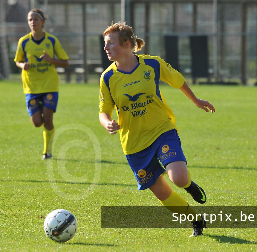 Beerschot Dames - STVV  Sint-Truiden VV Dames :.Silke Leynen.foto JOKE VUYLSTEKE / Vrouwenteam.be