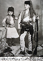 Turkey 1890?  .Children of Bedir Khan Family