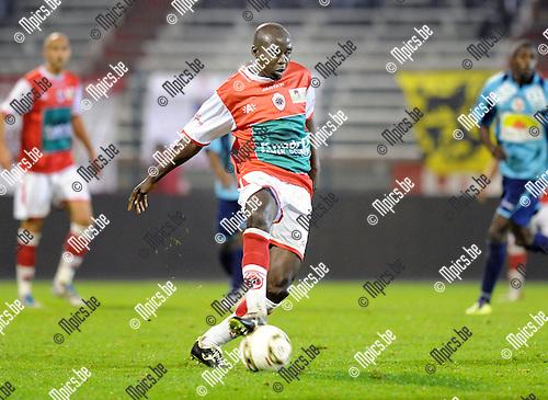 11-11-12 / Voetbal / seizoen 2011-2012 / R. Antwerp FC - FC Brussels / George Blay..Foto: Mpics