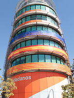 C's Headquarter<br /> National Executive of Ciudadanos political party, C's, meeting at Ciudadanos' headquarter in Madrid on October 9, 2017.
