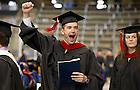 2012 Graduate School Ceremony