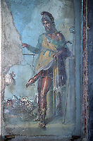 Italy,Campania,Vettii house,Pompei