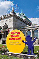 Please Touch childrens museum, Philadelphia, Pennsylvania, USA.