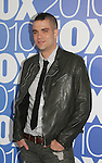 Mark Salling stars in GLEE as he attends the FOX 2010 Programming Presentation (Upfronts) Post-Party on May 18, 2010 at Wollman Rink in Central Park, New York City, New York.  (Photo by Sue Coflin/Max Photos)