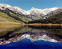 PINEY LAKE<br /> NEAR VAIL, COLORADO