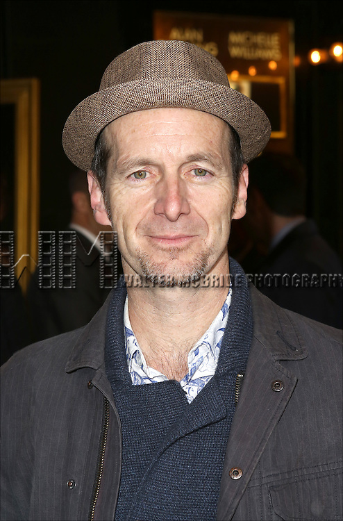 Denis O'Hare attending the Broadway Opening Night Performance of 'Cabaret' at Studio 54 on April 24, 2014 in New York City.